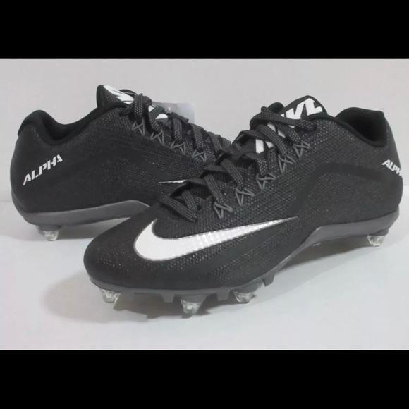 06986b65efbd Nike Alpha Pro 2 Low Football Cleats Promo Sample